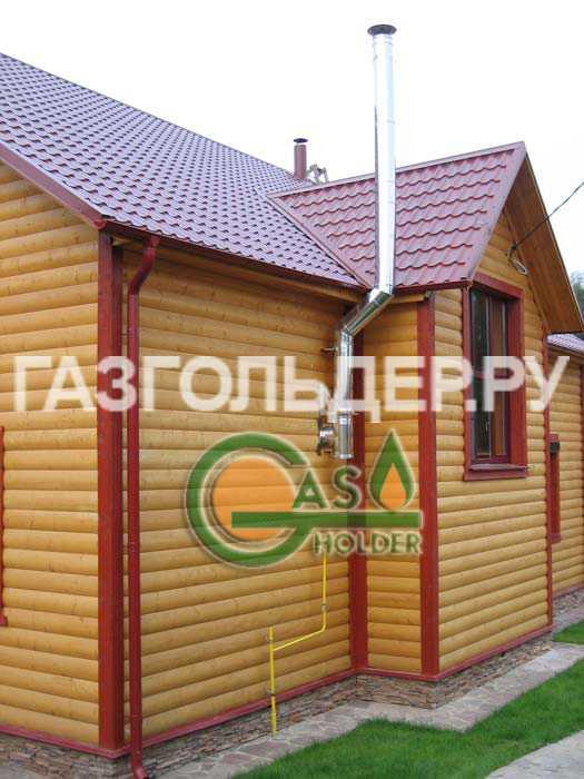 Частный деревянный дом фото